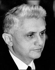 Ratzinger joven